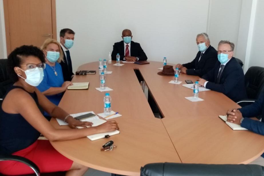 Cabo Verde: PGR faz balanço positivo da implementação do PACED em Cabo Verde